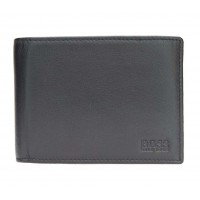 HUGO BOSS MEN'S AREZZO LEATHER WALLETS
