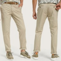 BASEMENT MENS CHINOS TROUSERS