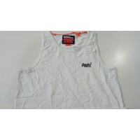 SUPER DRY MEN'S SLEEVELESS TEES